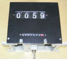 Electronic Measuring Machine Counter, Totalizer Counter for flowmeter